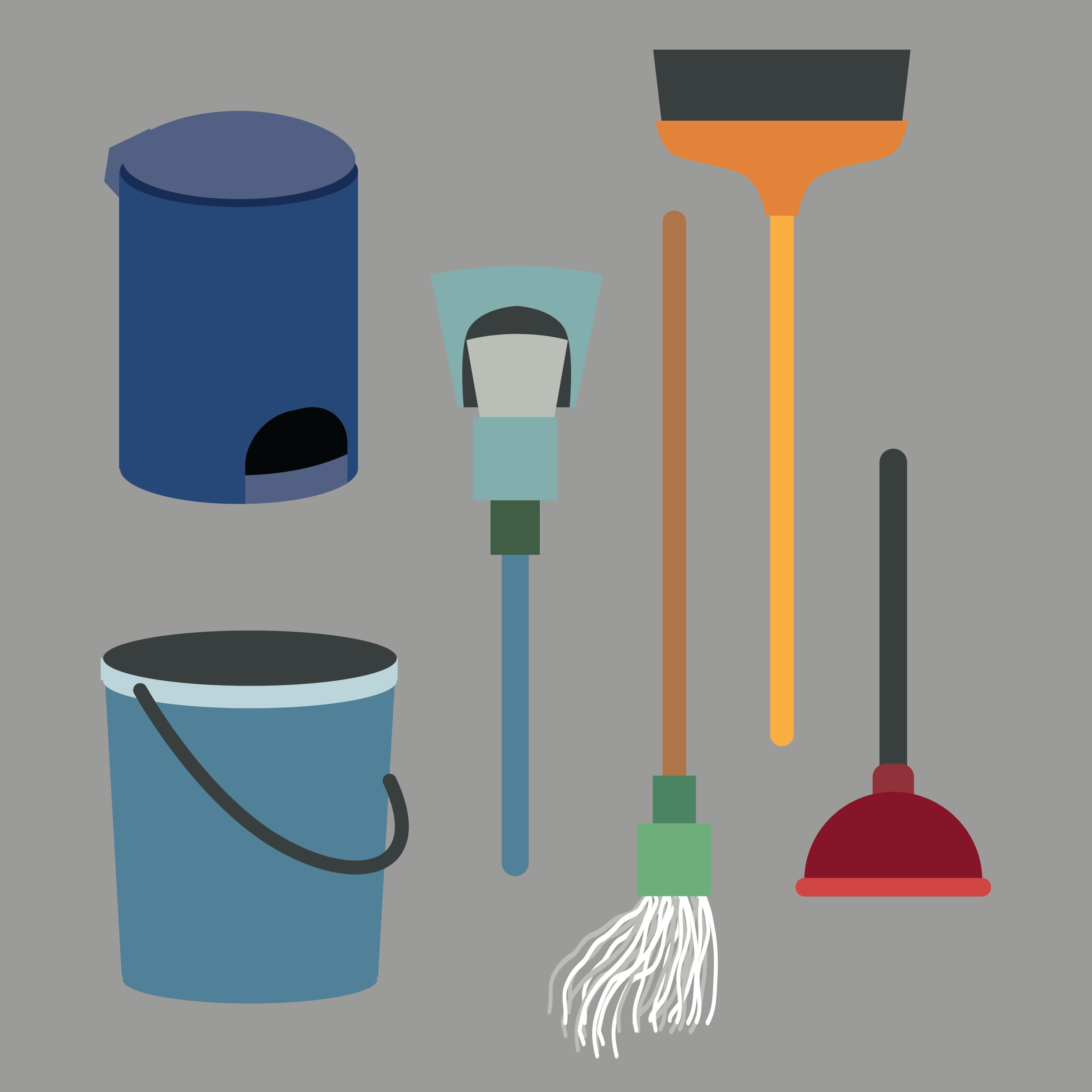 How to Clean Mops